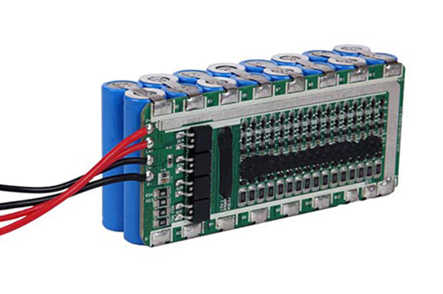 battery management systeem Li-ion battery pack