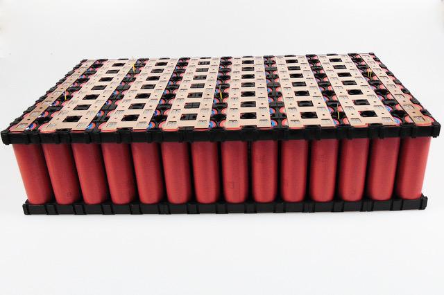 li-ion batterypack 18650 cellen
